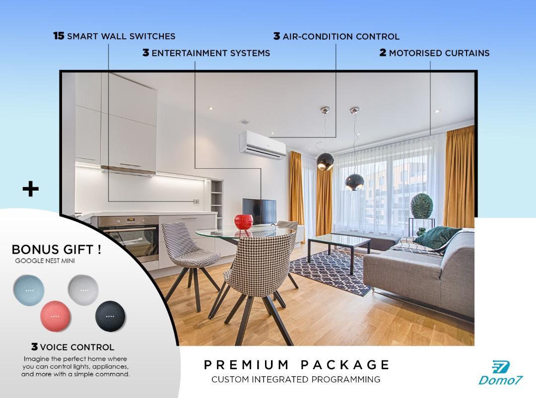 Domo7 Premium Package
